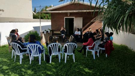פעילויות מפגש נשים עם מאייה מזרחי עצמוני